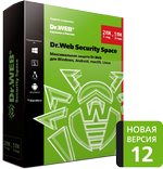 сервер Dr.Web Security Space