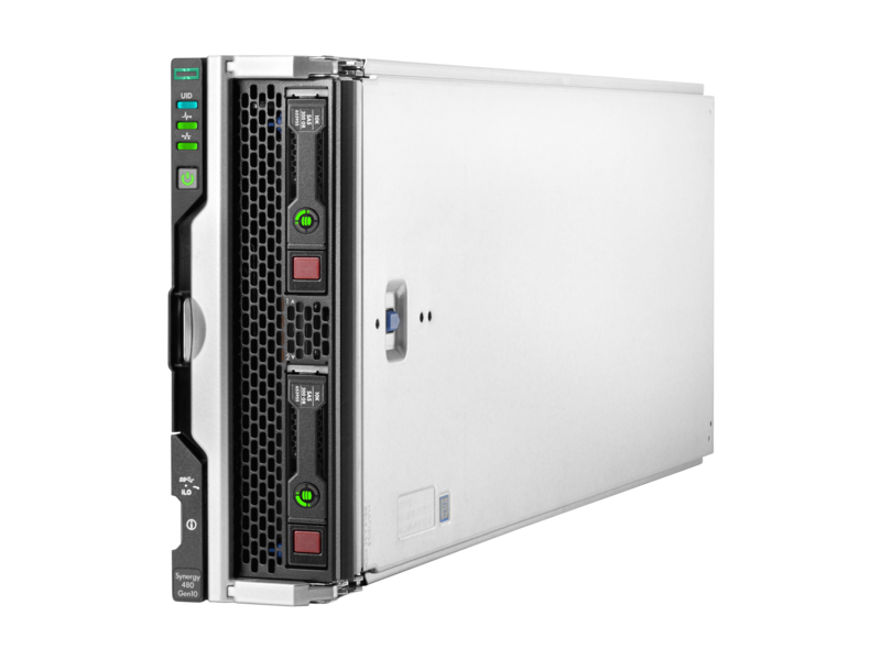 HP Synergy 480 Gen10