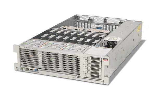 Сервер Oracle SPARC T8-2