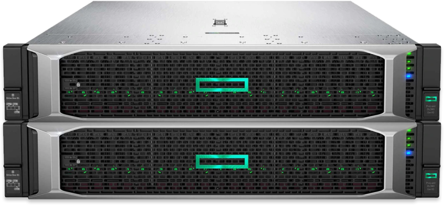 Стоечный сервер HP ProLiant DL380 Gen10