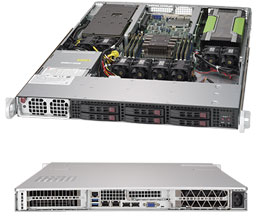 Сервер Supermicro SYS-1019GP-TT