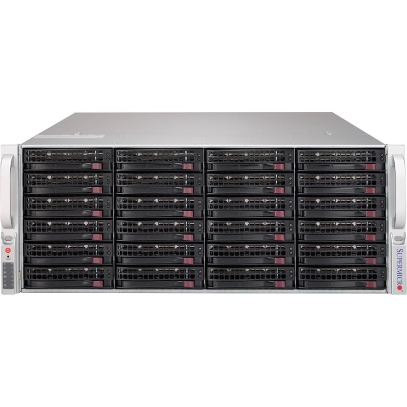 Сервер Supermicro SSG-6049P-E1CR24H