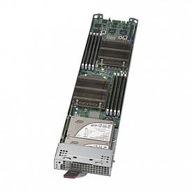 Supermicro MicroBlade MBI-6219G-T