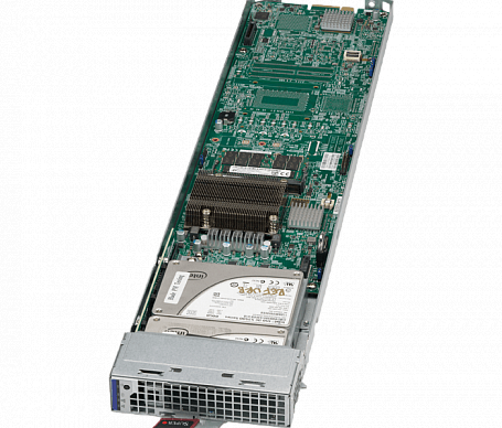 Supermicro MicroBlade MBI-6119G-T7LX